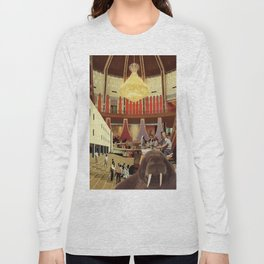 On Campus Accommodation Long Sleeve T-shirt