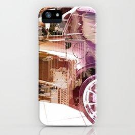 """""""Vette: Lakeshore Drive"""" iPhone Case"""