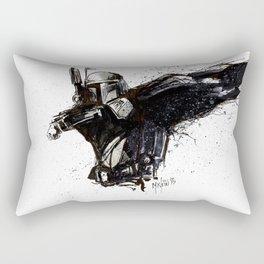 BOBA FETT INKS Rectangular Pillow