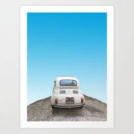 I love Italy (without text) Art Print