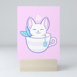 Kittea Mini Art Print
