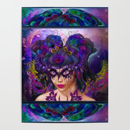 Faerie Masquerade Poster
