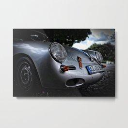 Leica Porsche Metal Print