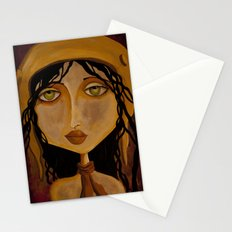 Pilot Girl Stationery Cards