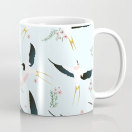 Birds #society6 #decor #buyart Coffee Mug