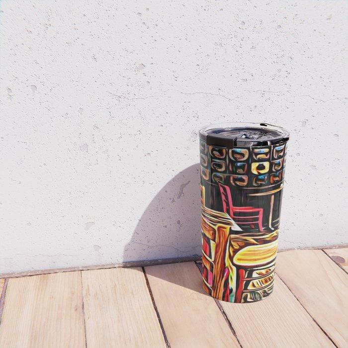 Creativity Cafe Travel Mug