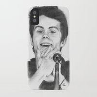 stiles iPhone & iPod Cases featuring Stiles by LilKure