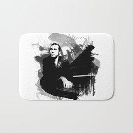 Glenn Gould Bath Mat