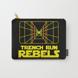 Trench Run Rebels Carry-All Pouch