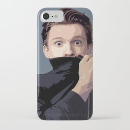 Tom Holland 2 iPhone Case