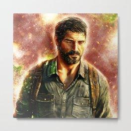 The Last of Us - Joel Metal Print