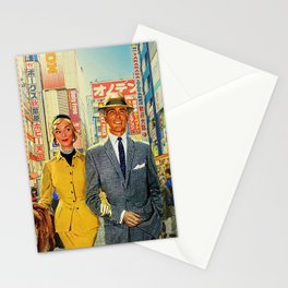 Stroll Downtown Stationery Cards