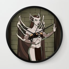 The Seer on her Cabin - Legacy of Kain Wall Clock
