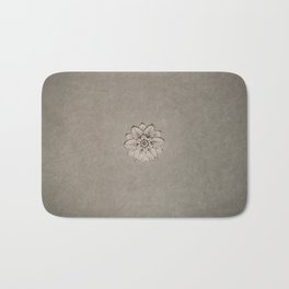 Flowers of Florence Bath Mat