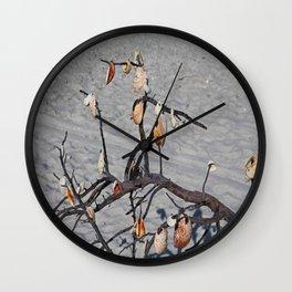 An Anchored Destiny Wall Clock