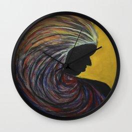 Imara Wall Clock
