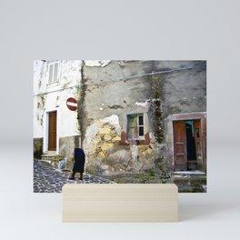 Sardinian Lost Places Mini Art Print