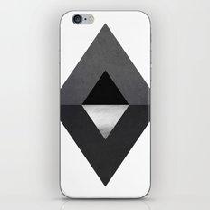 Silver Stone iPhone & iPod Skin