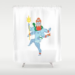 SHIVO Shower Curtain