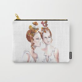 Marchesa Crown Carry-All Pouch