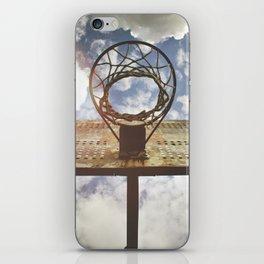 Hoosier Basketball iPhone Skin