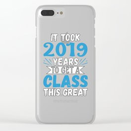 It Took Me 2019 Years To Get a Class This Great Clear iPhone Case