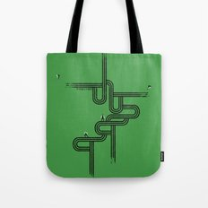 Impossible Mission Tote Bag