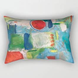 Chaos Rectangular Pillow