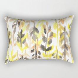 170418 Leaves Watercolour 11 Rectangular Pillow
