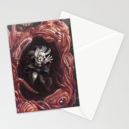 Within the Nightmare Stationery Cards