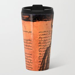 Abraham Lincoln and the Gettysburg Address Travel Mug