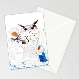 Mamma Owl Stationery Cards