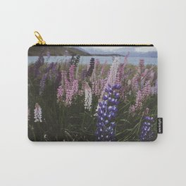Wildflower Landscape Carry-All Pouch