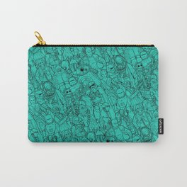 Space Toons Carry-All Pouch