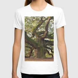 Old Oak Tree Ultra HD T-shirt