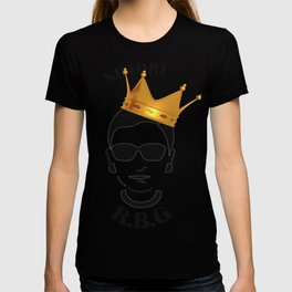 RBG Ruth Bader Ginsburg Fight For The Things You Care About T-shirt