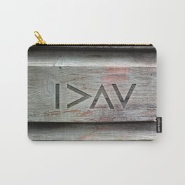 I>ΛV Carry-All Pouch
