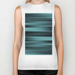 Abstract Rays - Warps design Biker Tank