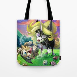 Meow In Theatres Tote Bag