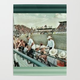 Rodeo Hitchin' Poster