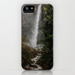 Latourell Falls, Oregon iPhone Case