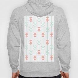 Arrows Pattern Hoody