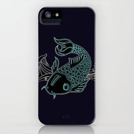 Little Lucky Koi iPhone Case