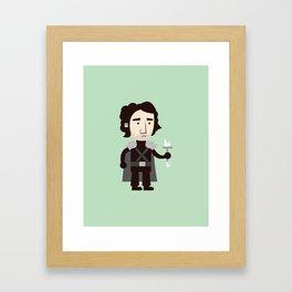 Ranger of the North Framed Art Print