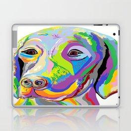 Weimaraner Laptop & iPad Skin