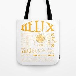 WKF X HELIX Tote Bag