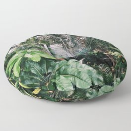 Jungle Vibes Floor Pillow