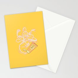 Hydrating lotion Stationery Cards
