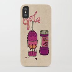 Kala Khatta Gola Slim Case iPhone X
