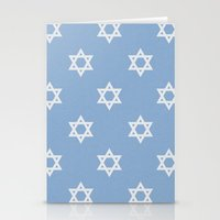 israel Stationery Cards featuring Israel Love by Lilach Oren